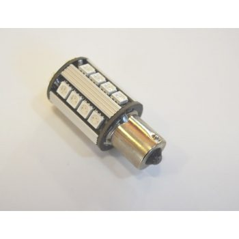 1156 (BA15S) 26 smd 5050 Can Bus G3 Πορτοκαλί